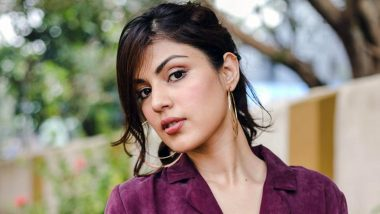 Sushant Singh Rajput Death Probe: Rhea Chakraborty Files a New Plea with Supreme Court Alleging Media Trial and