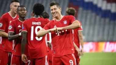 Robert Lewandowski Becomes Third-Highest Goal Scorer in Champions League as Bayern Munich Thrash Lazio 4-1