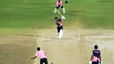 IPL 2020: Rajasthan Royals Fire Warning to Opposition Teams, Share Video of Robin Uthappa's Gigantic Hit
