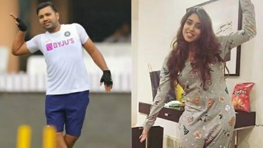 Rohit Sharma's Latest Instagram Post Clearly Showcases His Love for Wife Ritika
