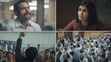 Scam 1992: Teaser of Hansal Mehta's Web Series on Harshad Mehta and His Stock Market Scams Out Now (Watch Video)