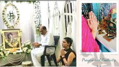 Global Prayers For Sushant Singh Rajput: Shweta Singh Kirti, Ankita Lokhande and Kriti Sanon Share Posts Praying for Positivity and Justice