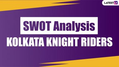 Kolkata Knight Riders Team SWOT Analysis: Ahead of IPL 2020 Find Out Positives And Negatives of Dinesh Karthik's KKR