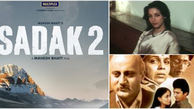 Sadak 2 Marks Mahesh Bhatt's Directorial Comeback After 21 Years; Arth, Saaransh and Others - Here's a Look At His Films With Highest IMDB Ratings
