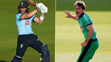 England vs Ireland 3rd ODI 2020: Sam Billings, Curtis Campher and Other Key Players to Watch Out in Southampton
