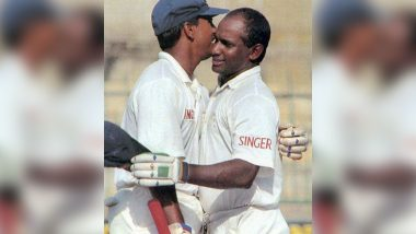 This Day That Year: Sri Lanka Register Highest Team Total in Test Cricket With Score of 952/6 vs India
