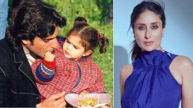 Sara Ali Khan Birthday: Kareena Kapoor Khan Wishes the 'Pizza' Girl in a Cheesy Manner (View Post)