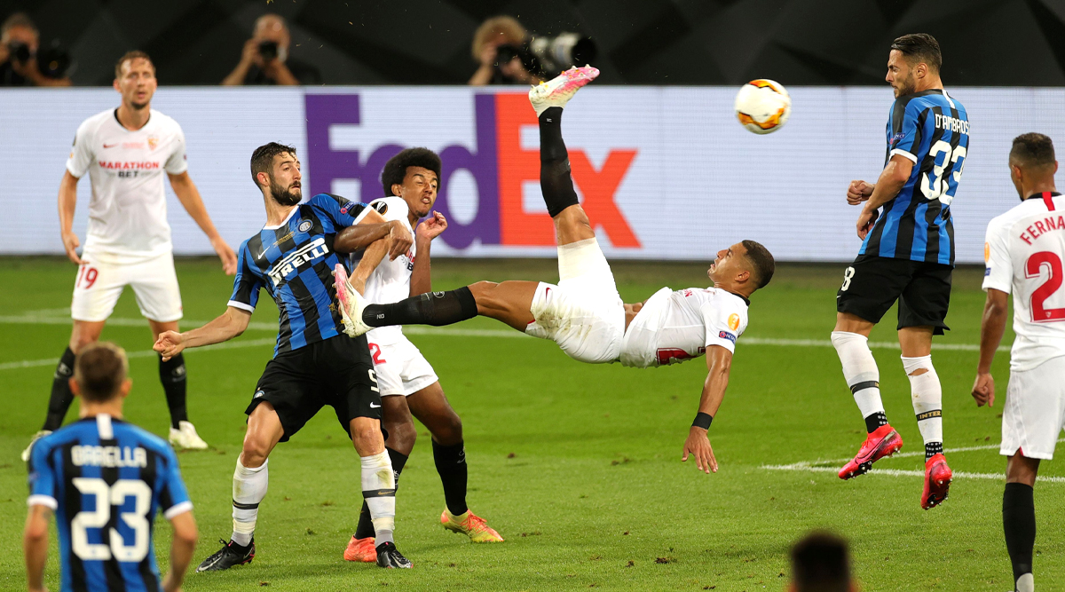 Sevilla 3-2 Inter Milan, UEFA Europa League 2019-20 Final ...