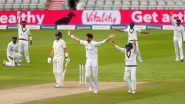 PAK 48/3 in 19.5 Overs, Lead by 155 | Pakistan vs England Live Score 1st Test Day 3: Chris Woakes Dismisses Babar Azam