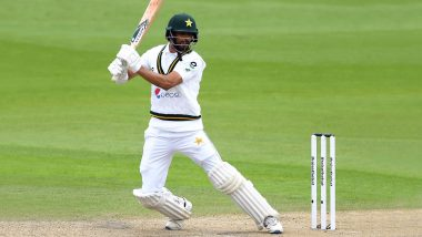 Shan Masood Becomes First Pakistan Opener to Score a Test Century in England Since Saeed Anwar in 1996, Registers his Fourth in Tests