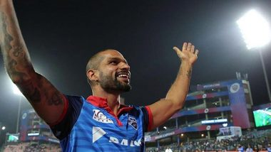 IPL 2020: Delhi Capitals Opener Shikhar Dhawan Can't Wait to Take Field in UAE but Will Miss Fans in Stadium (View Post)