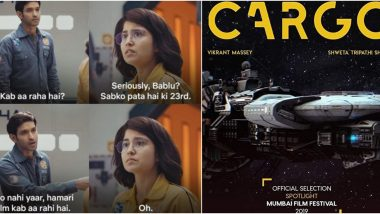 Cargo: Vikrant Massey and Shweta Tripathi's Science Fiction Film to Release on Netflix On September 9; Check Out the Announcement With a Mirzapur 2 Twist! (View Post)