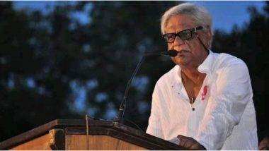 Shyamal Chakraborty, Veteran CPI Leader and Former West Bengal Minister, Dies of COVID-19
