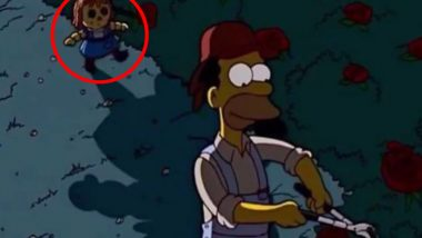 The Simpsons Predicted Annabelle Doll's Escape? While The Demonic Doll of 'The Conjuring' Fame is Safe in Warren's Occult Museum, Netizens Cannot Unsee This Coincidence From American Sitcom
