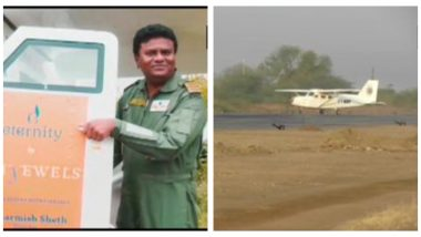 Captain Amol Yadav-Built Six-Seater Aircraft Undergoes First Successful Test Flight in Maharashtra