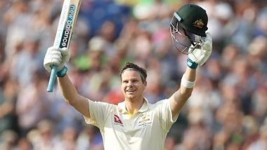 Ahead of IPL 2020, Rajasthan Royals Relive Steve Smith's Dual Centuries on Test Comeback in Ashes 2019