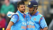 MS Dhoni, Suresh Raina Retire From International Cricket: Sachin Tendulkar, Shashi Tharoor and Others Pay Tribute to the Legendary Duo