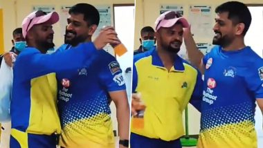 Suresh Raina Spills Beans on Retirement With MS Dhoni, Says 'We Hugged & Cried A Lot'