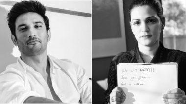 Sushant Singh Rajput's Sister Shweta Singh Kirti Shares a Post Saying 'We Will Win' After ED Interrogates Rhea Chakraborty