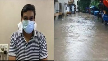 Thane Rains: Dr Vipin Sharma, Thane Municipal Commissioner, Appeals People to Remain Indoors After City Receives 149 mm Rainfall in Past 24 Hours