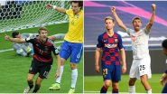 Thomas Muller Says Bayern Munich's 8–2 Win Over Barcelona 'Better' Than Germany's 7–1 Victory vs Brazil in FIFA 2014 World Cup