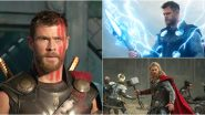 Chris Hemsworth Birthday: 5 Amazing Thor Moments From Marvel Films That Make Us Say All Hail the God Of Thunder (Watch Videos)