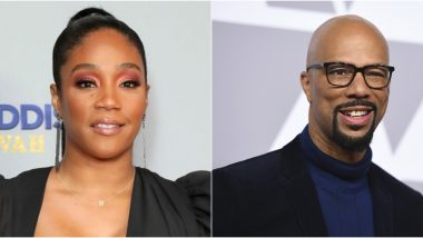 Tiffany Haddish Confirms Relationship With Rapper Common, Says 'I Love Him'