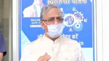 BJP MLA Mahesh Negi is Ready to Undergo DNA Test, Says Uttarakhand CM Trivendra Singh Rawat Over Sexual Harassment Complaint