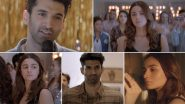 Sadak 2 Song Tum Se Hi: Alia Bhatt and Aditya Roy Kapur's Unspoken Chemistry Gets Beautifully Captured in this Ankit Tiwari Melody (Watch Video)