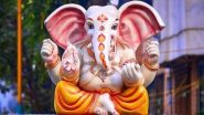 Ganesh Puja 2020 Celebration at Home Amid COVID-19 Pandemic: From Online Ganpati Idols to Puja On Video Call, Here's How Devotees, Murtikars And Others Are Gearing Up For The Festival