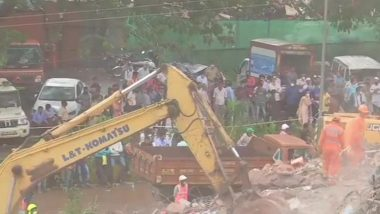 Raigad Building Collapse Update: 2 Dead, Several Injured And Over 18 People Still Feared Trapped Under Debris
