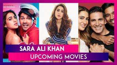 Happy Birthday Sara Ali Khan: Every Upcoming Movie Of The Bollywood Beauty