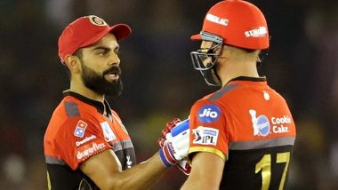 RCB Skipper Virat Kohli Begins Countdown for IPL 2020 As He Shares Old Pictures with AB de Villiers and Other Royal Challengers Bangalore Teammates