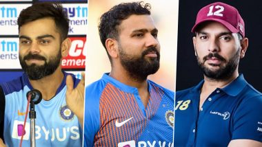 Eid al-Adha 2020 Greetings: Virat Kohli, Rohit Sharma, Yuvraj Singh Lead Cricket Fraternity in Wishing Fans Eid Mubarak