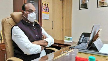 Vishvas Sarang, Madhya Pradesh Minister, Tests Positive for COVID-19