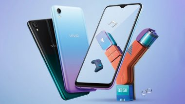 Vivo Y1s Smartphone With MediaTek Helio P35 SoC Launched; Check Prices, Features, Variants & Specifications