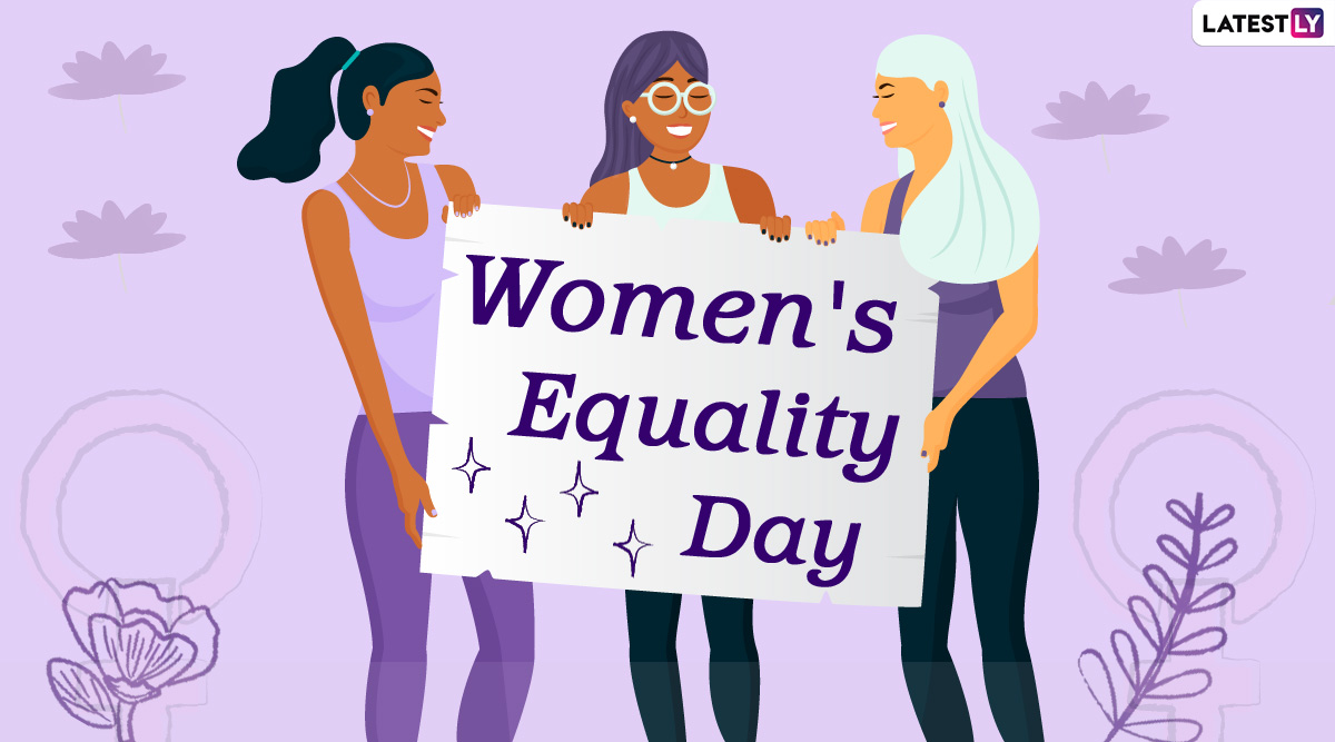 Festivals & Events News | Women's Equality Day 2020: Attend These Virtual  Events to Celebrate Women's Right to Vote in US | 🙏🏻 LatestLY