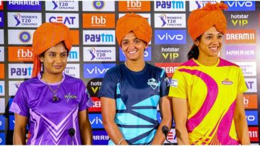 Women's IPL 2020: BCCI President Sourav Ganguly Announce Women's T20 Challenge to Be Played During Indian Premier League 13 in UAE