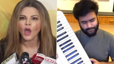 After Yashraj Mukhate's Kokilaben's 'Rasode me Kaun Tha' Rap Song, Another Hilarious Mashup of Rakhi Sawant's 'Charsulli Gardulli x Kachra' is Going Viral (Watch Funny Video)