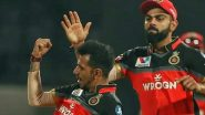 IPL 2020: RCB Leg-Spinner Yuzvendra Chahal Ready to 'Roar' in UAE, Shares Picture with Skipper Virat Kohli