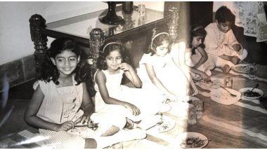 Raksha Bandhan 2020: Hospitalised Abhishek Bachchan Wishes Sister Shweta With a Vintage Pic