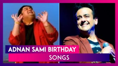 Adnan Sami Birthday: Big B, Rani And More - Celebs Who Appeared In The Musical Maestro's Songs!