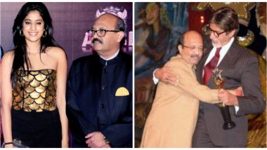 Amar Singh Passes Away: Revisiting Politician's Pictures With Celebs Like Amitabh Bachchan, Bipasha Basu, Sridevi, Janhvi Kapoor