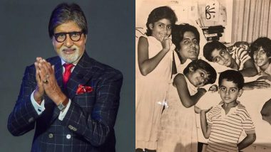 Amitabh Bachchan Gets a Third Life on August 2; Recovers From COVID-19 and Coolie Accident on Same Day 38 Years Apart