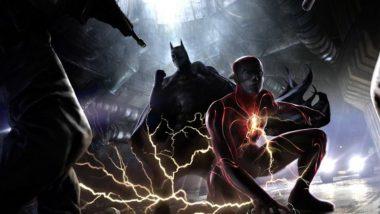 The Flash Concept Art Drops at DC Fandome, Ezra Miller Gets A New Costume and Michael Keaton's Batman (See Pics)