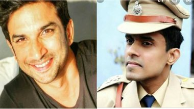 Sushant Singh Rajput Case: Bihar IPS Officer Vinay Tiwari Freed From Quarantine, Asked to Return to Patna by August 8