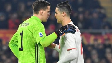Wojciech Szczesny Fires Cristiano Ronaldo Warning to Lyon Ahead of Champion League 2019-20 Match, Says 'He Is Ready to Perform Another Miracle'