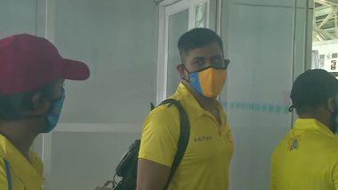 IPL 2020 Team Update: Shane Watson Reaches Dubai, Team Chennai Super Kings Leave For Mega-Event (See Pics)