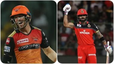 Ahead of IPL 2020 David Warner Sends Good Wishes to Virat Kohli-Led RCB (Read Post)