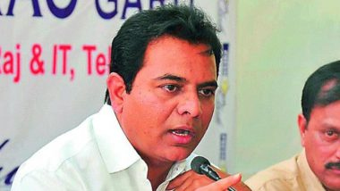 Telangana Minister KT Rama Rao Urges Social Media Users to Not Spread Fake News